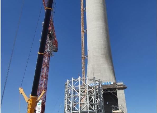 Central Tower  U2013 Noor Energy